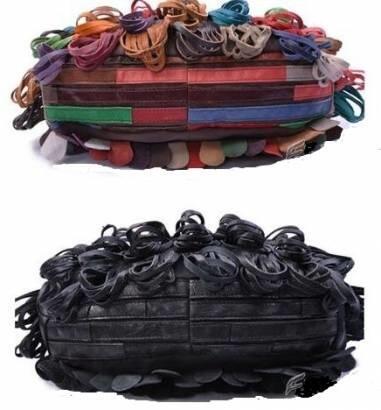 Loop lædertaske