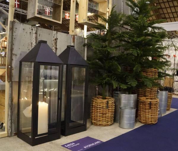 Groovy Udendørs Sort Lanterne - Køb Galvaniseret Sort Havelanterne UA57